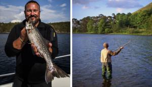 """Proffsfiskaren: """"Jag vill att mina barnbarn också ska få uppleva det här"""""""