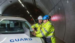 GUARD AUTOMATION SATSER STORT PÅ BANEMARKEDET